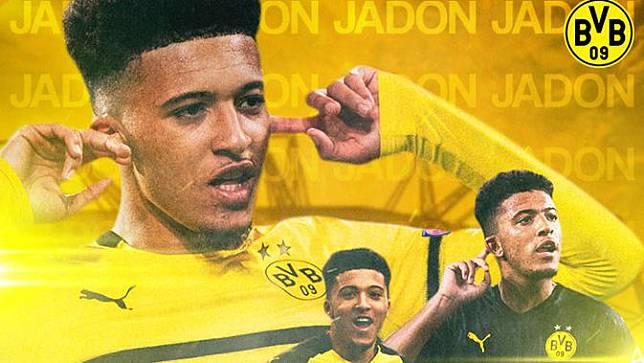Borussia Dortmund - Jadon Sancho