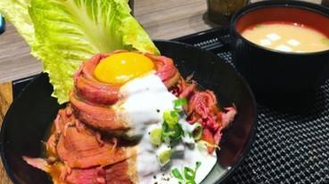 蛋黃狂流、肉又跟山一樣高!盤點台北 4 家丼飯店 根本是肉控的天堂