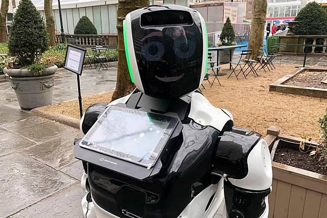 Hasil gambar untuk Selain Pintar Joget, Robot Ini Bantu Deteksi Virus Corona