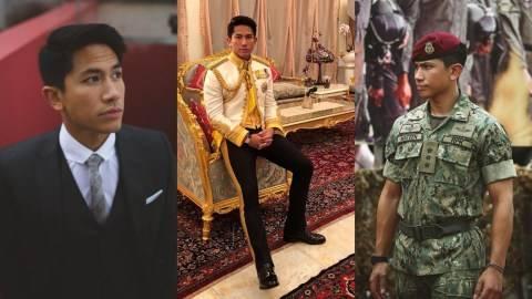 Fakta Menarik Pangeran Mateen dari Brunei