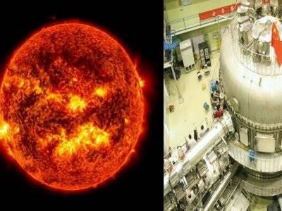 Bahaya Matahari Buatan China Tahap Finalisasi Matahari Buatan China Segera Beroperasi Pada 2020 Indozone Id Line Today
