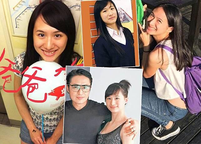 馬景濤大女28歲生日。