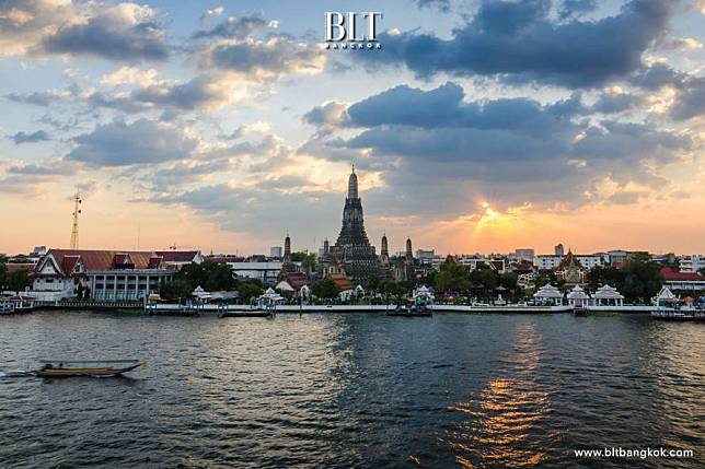 หลบความวุ่นวายในตัวเมือง มาชมพระอาทิตย์ตกดินกับ 3 คาเฟ่ริมแม่น้ำเจ้าพระยา