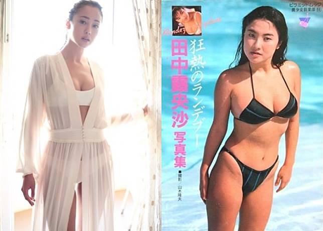 澤尻英龍華好有條件飾演80年代AV女優田中露央沙。