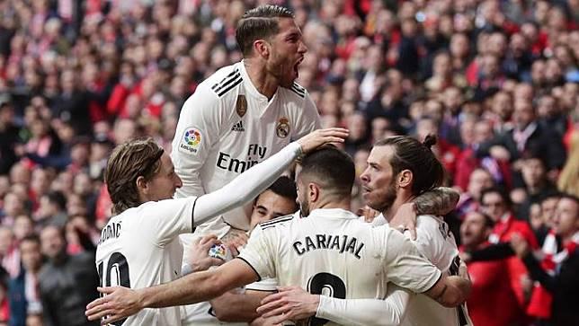 4 Pemain Berkelas yang Gagal Didatangkan Real Madrid saat Bursa Transfer Paruh Musim