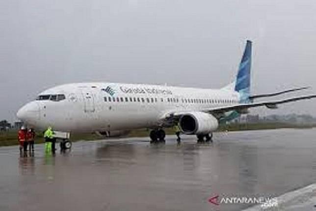 Dirut Garuda ancam leasing: Ambil aja lah itu pesawatnya