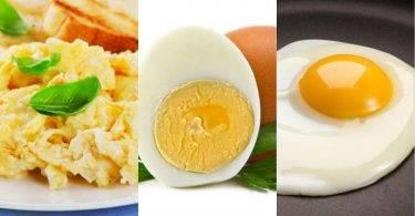 最理想營養早餐「雞蛋」,雞蛋料理法排行榜怎麼吃最健康?
