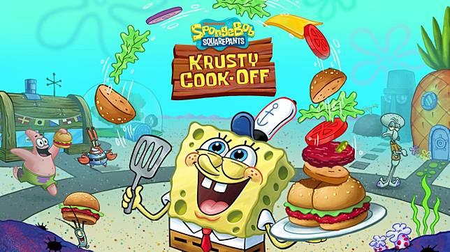 Game SpongeBob: Krusty Cook-Off Kumpulkan 14 Juta Calon Pemain di Pra-registrasi
