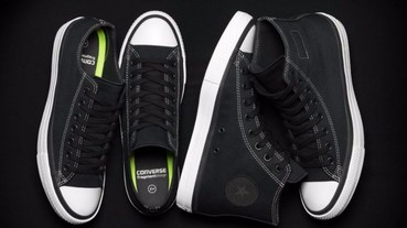 CONVERSE與FRAGMENT DESIGN 聯手推出CHUCK TAYLOR ALL STAR SPECIAL EDITION