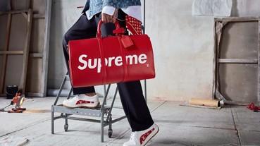 Supreme x Louis Vuitton,台灣將有這幾樣單品會販售 台幣價格一覽!