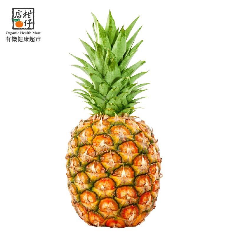 有機金鑽鳳梨(1.3kg-1.5kg/粒)-0633