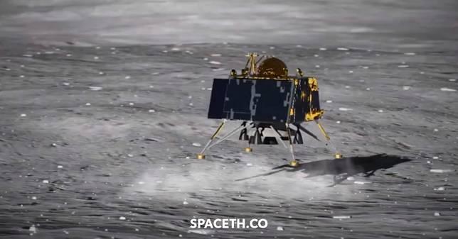 อินเดียอาจกลับไปลงจอดบนดวงจันทร์อีกครั้งในปีหน้า กับยาน Chandrayaan-3