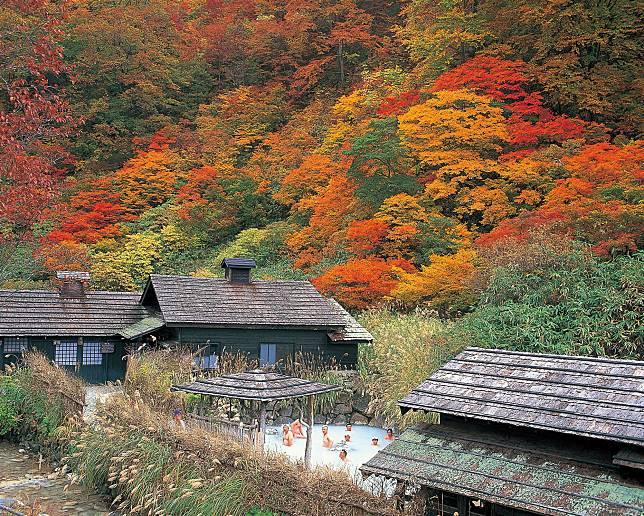 แช่ออนเซ็นชื่อดังท่ามกลางใบไม้เปลี่ยนสี ที่โทโฮคุและคันโต  เดินทางไปได้ง่าย ๆ ด้วย JR-East