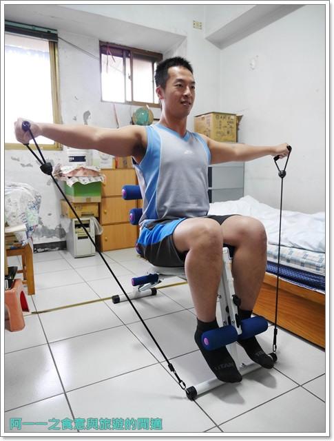 人魚線馬甲線愛享客Chanson強生青花魚二代全能健身器image031