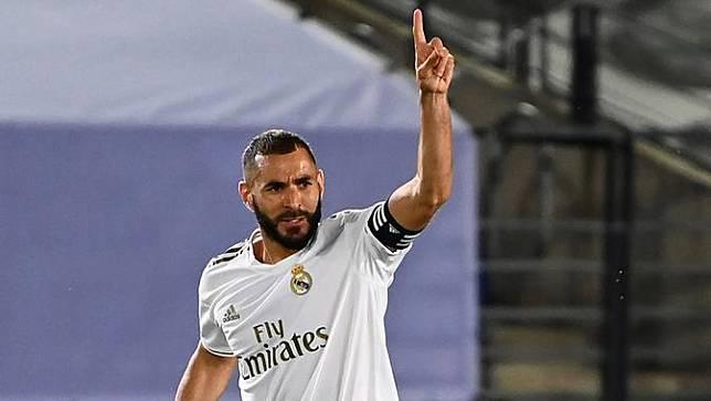 Tundukkan Alaves, Real Madrid Kokoh di Puncak Klasemen
