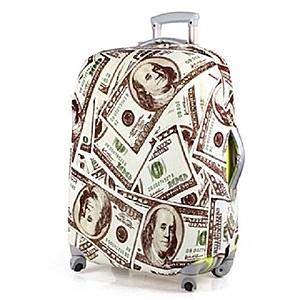 20寸適合18寸-22寸行李箱,彈力面料合身有型,結實耐用、不易變形,耐腐蝕、易洗快乾,彈性...