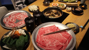 台北市捷運中山站優質餐廳分享【Don-tei壽喜燒】高品質的菜色及服務~聚餐、約會帶客戶來都無懈可擊!