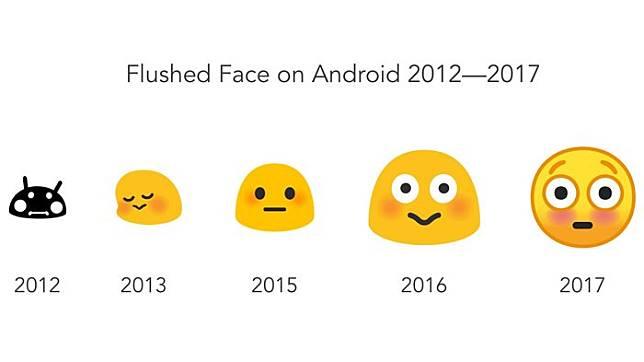 Makin Jelas Begini Tampilan Emoji Terbaru Android O Jadi Gak