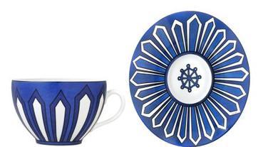 在餐桌上旅行!體驗瓷器的藍色之美