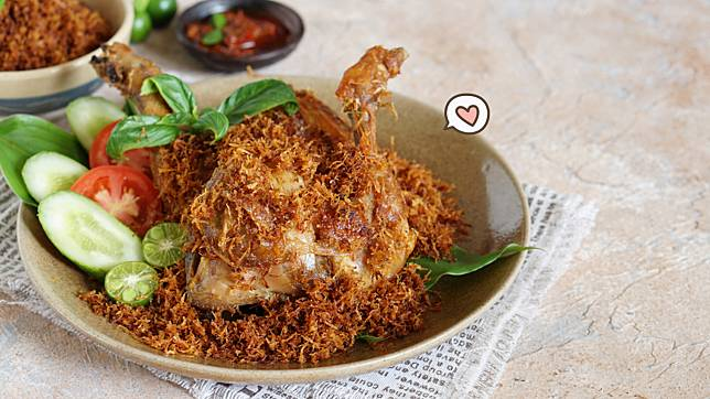 5 Resep Ayam Serundeng Sedap Dimakan Bersama Nasi Orami Magazine Line Today