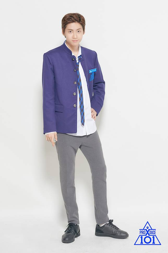 Image result for lee jin hyuk produce x 101
