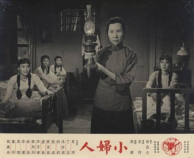 黃曼梨主演的舊版。