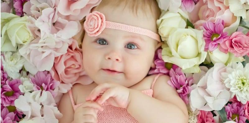 50 Nama Bayi Perempuan Berdasarkan Nama Bunga Dalam Bahasa Inggris Theasianparent Line Today