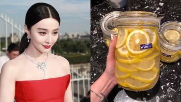 網上爆紅「檸檬酵素」!美白同時又可以每月瘦 8 公斤!