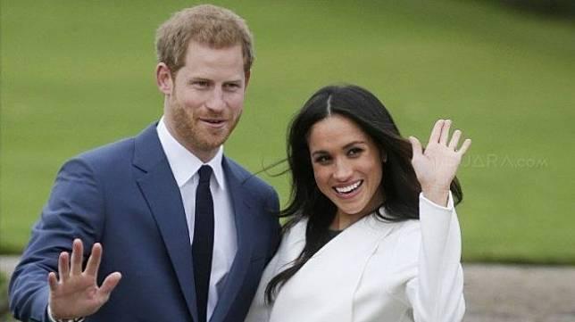 Pangeran Harry dan Meghan Markle. (AFP)