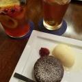 3種のベリーのフルーツティー - 実際訪問したユーザーが直接撮影して投稿した歌舞伎町カフェオスロコーヒー 新宿サブナード店の写真のメニュー情報