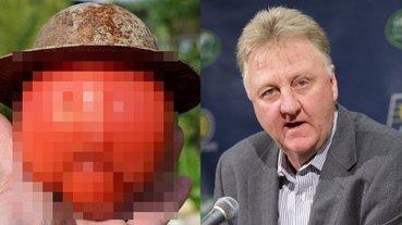 大自然的奧妙!美國發現「人臉番茄」引發轟動,網友:這是 Larry Bird 本人吧?
