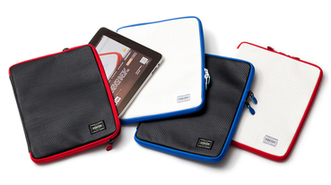 外電-HEAD PORTER iPad2保護套