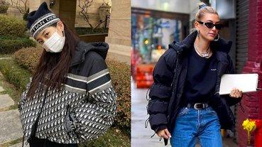 秀智、Hailey 都穿了還不跟上?激推 6 款精品品牌「羽絨外套」,不再臃腫過秋冬!