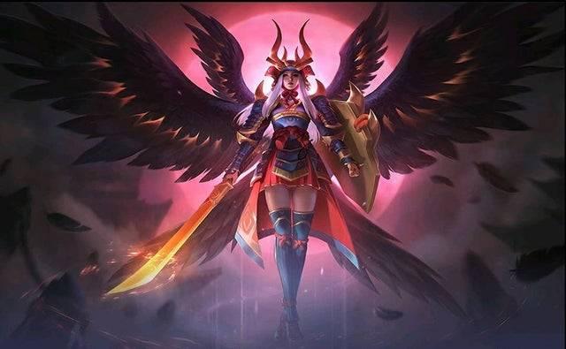 Setelah Berbulan – bulan, Skin Freya Mobile Legends Raven Shotgun akhirnya dapatkan animasinya!