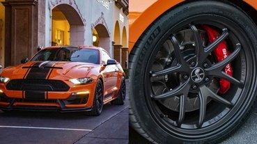 這台好毒啊!全新 2020 Shelby Mustang「超級蛇王」霸氣登場,能狂炸 825 匹馬力有夠兇!