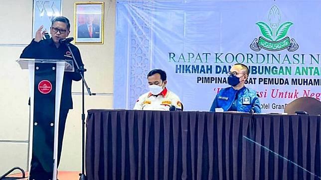 Rapat Koordinasi Nasional Pemuda Muhammadiyah, berterma