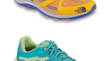 新款速報 / THE NORTH FACE Hyper-Track Guide 越野慢跑鞋