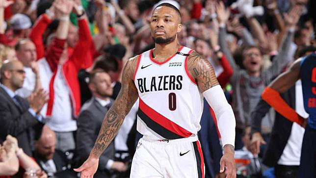 Everything is Dame NBA 01