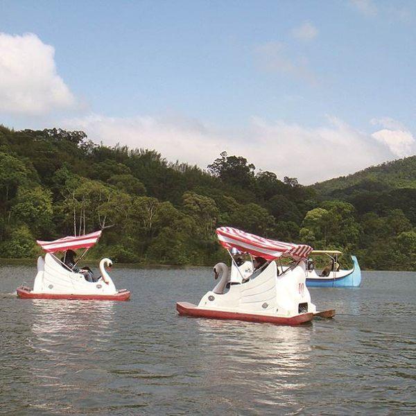 【三義】西湖渡假村-雙人門票+下午茶套餐