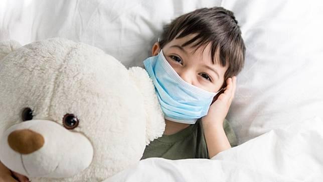 7 Penyakit Anak yang Tidak Membutuhkan Antibiotik