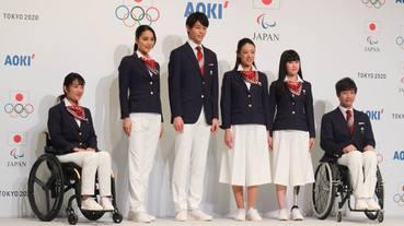 2020 東奧制服正式出爐!日本隊由這間知名連鎖紳服店操刀