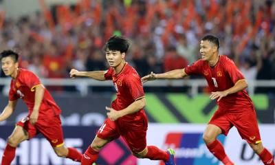 Tiền đạo tuyển Việt Nam dẫn đầu danh sách bình chọn AFF Cup 2018