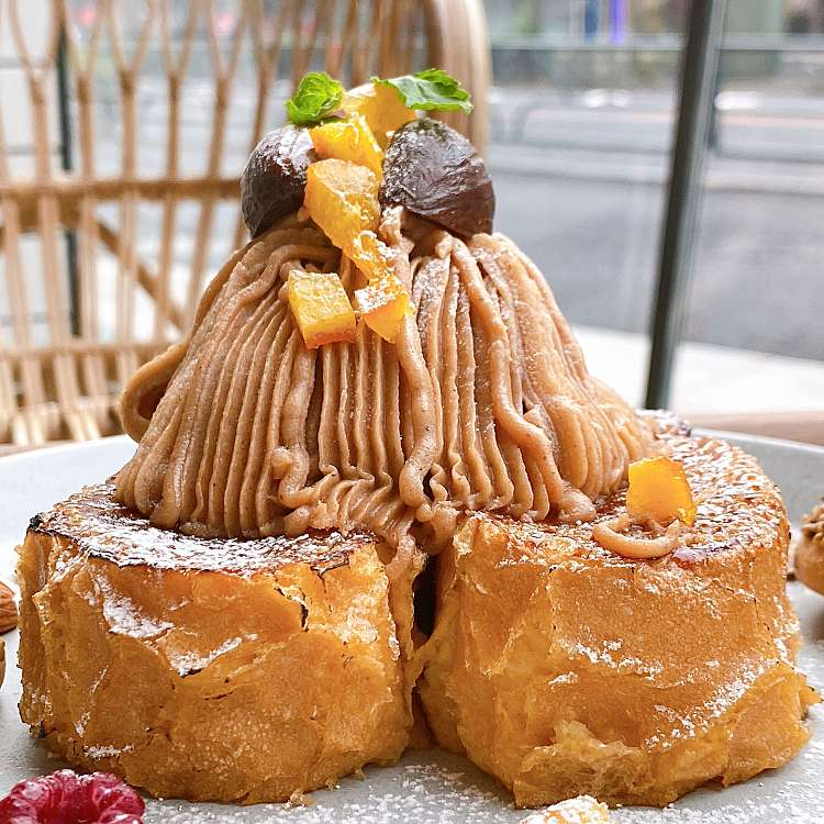 jukanaさんが投稿した神宮前カフェのお店foru cafe 原宿店/フォル カフェ ハラジュクテンの写真