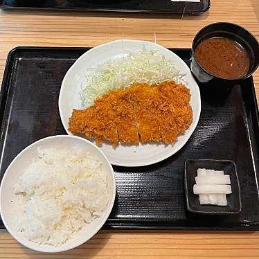とんかつ まるや 竹橋店のundefinedに実際訪問訪問したユーザーunknownさんが新しく投稿した新着口コミの写真