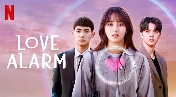 Kisah cinta menggemaskan kembali hadir dengan cerita menarik dari drama Love Alarm terbaru.