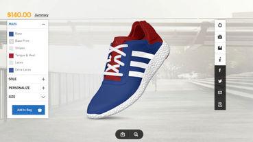 新聞分享 / adidas Pure Boost 客製的新選擇