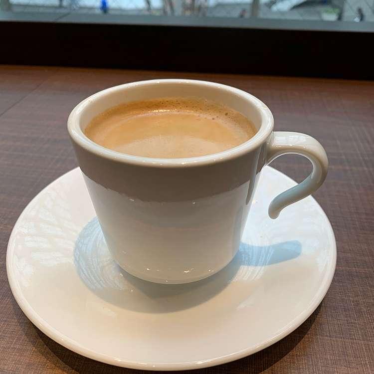 ユーザーが投稿したコーヒー(ブレンド)の写真 - サンマルクカフェ 新宿新南口店,サンマルクカフェ シンジュクシンミナミグチテン(新宿/カフェ)