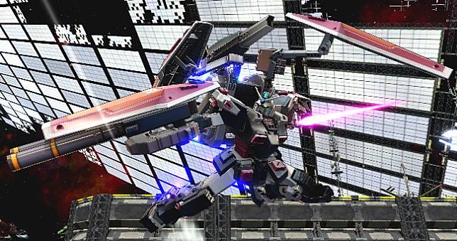 《MOBILE SUIT GUNDAM EXTREME VS. 極限爆發》2020年登場,萬代新作再發表