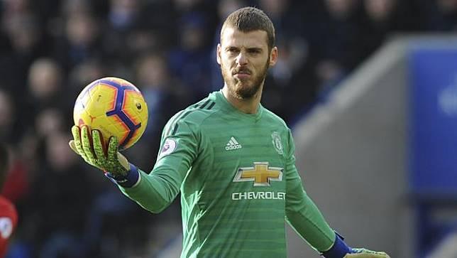 Tawaran Kontrak Baru Ditolak, Manchester United Terancam Harus Jual De Gea