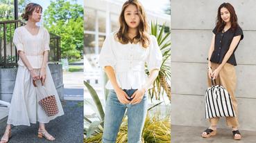 日本女孩約會穿搭技巧教學!以魚尾上衣打造優雅指數提升魅力